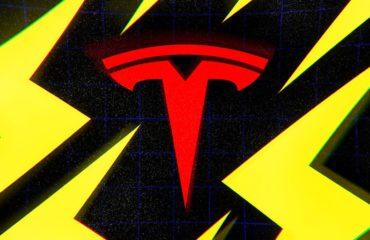 Tesla battery event
